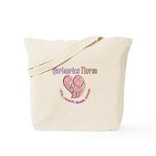 Geriatrics Nurse Tote Bag