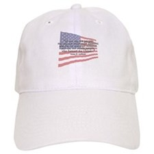 Susan B. Anthony: We The People Quote Baseball Cap