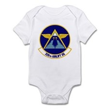 328th Airlift Squadron Infant Creeper