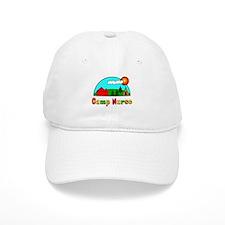 Camp Nurse Baseball Baseball Cap