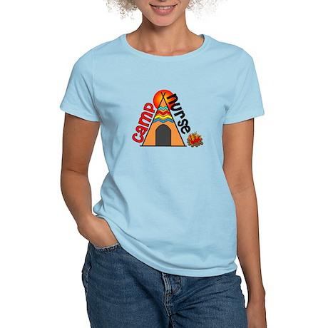 Camp Nurse Women's Light T-Shirt