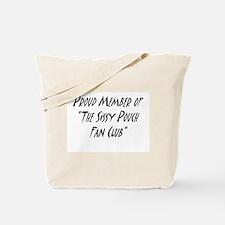 Sissy Pouch Fan Club Tote Bag