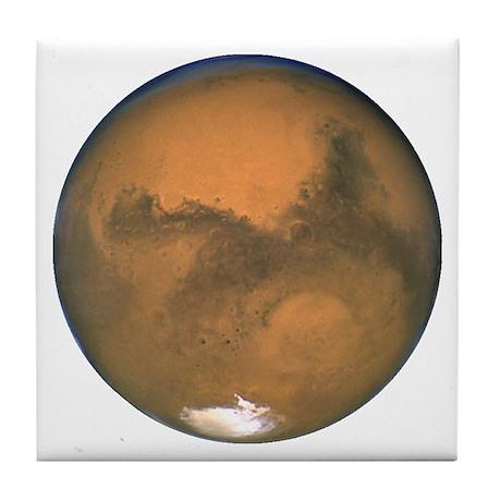 Mars Tile Coaster