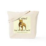 BSL Bites Tote Bag