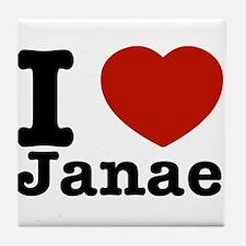 Janae.png Tile Coaster