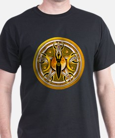 Pentacle of the Yellow Goddes T-Shirt