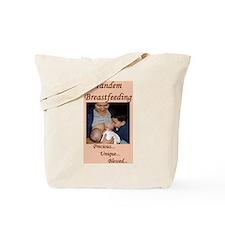 Tandem Nursing Advocacy Tote Bag