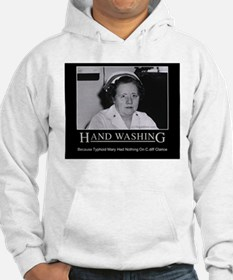 Infection Control Humor 02 Hoodie