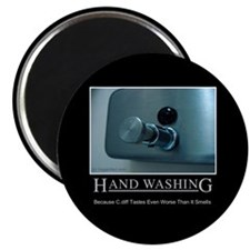 Infection Control Humor 01 Magnet