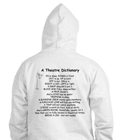 A Theatre Dictionary Hoodie