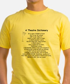 A Theatre Dictionary T
