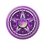 Purple Triple Goddess Pentacle 3.5