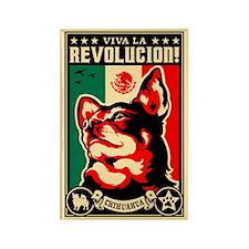 Viva La Revolucion Chihuahua! Magnet