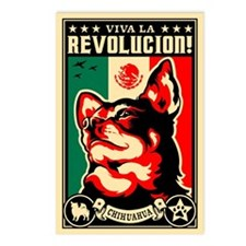 Viva la Chihuahua Postcards (Pack of 8)
