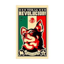 Viva la Revolucion CHIHUAHUA Decal