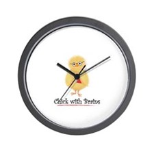 Smart Chick's Wall Clock