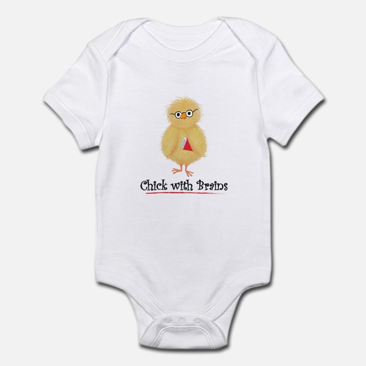 Smart Chick's Infant Bodysuit
