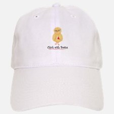 Smart Chick's Baseball Baseball Cap