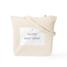Sweet Babies Tote Bag