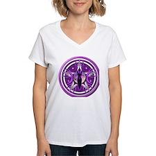 Pentacle of the Purple Goddess Shirt