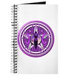 Pentacle of the Purple Goddess Journal