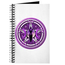 Pentacle of the Purple Goddess Journal