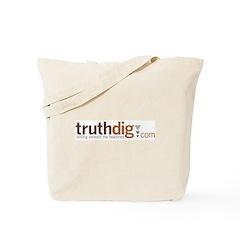 Truthdig Tote Bag