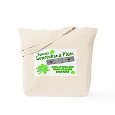 Special Leprechaun Flute Tote Bag