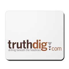 Truthdig Mousepad