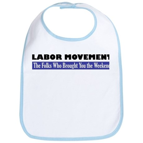 Labor Movement Bib