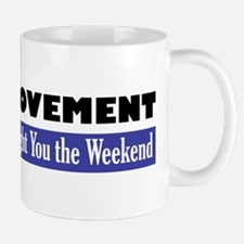 Labor Movement Mug