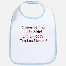 Owner of the Left Tandem Nurser Bib