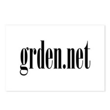 Grden Network Postcards (Package of 8)