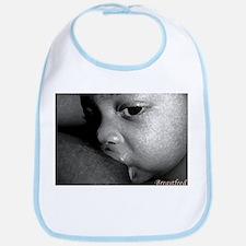 African American Breastfeeding Advocacy Bib