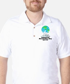 Earth Day-Industrial Revolution T-Shirt