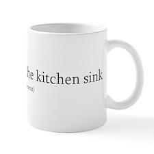 Everything but the.. Mug