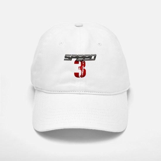 SPEED 3 Baseball Baseball Cap