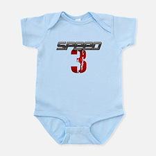 SPEED 3 Infant Bodysuit