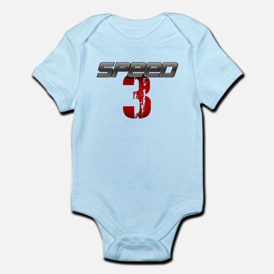 SPEED 3 Infant Bodysuit