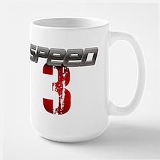 SPEED 3 Large Mug