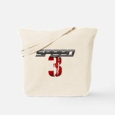 SPEED 3 Tote Bag