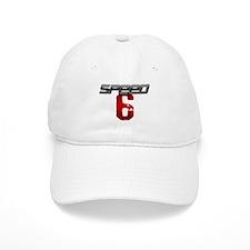 SPEED 6 Baseball Cap