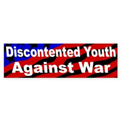 Discontented Youth Against War