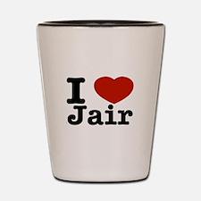 Jair.png Shot Glass