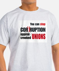 SUPPORT RIGHT TO WORK T-Shirt