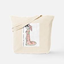 Sweet Geisha Tote Bag