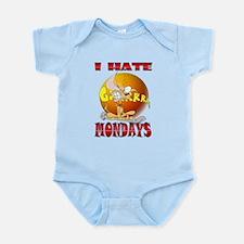 Really Hate MONDAYS Infant Bodysuit
