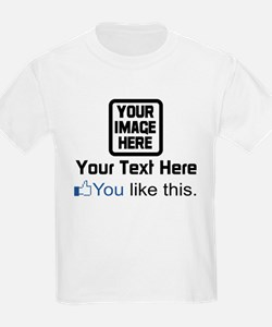 Facebook (You Like This) T-Shirt