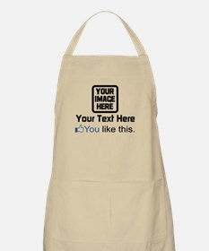 Facebook (You Like This) Apron