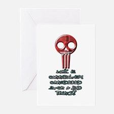 Cannibalism Greeting Cards (Pk of 10)